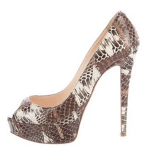 2609c94cf147 Envy This Collect. Christian Louboutin Python Lady Peep 40.5 · My Own  Luxury  495.00. 0. Envy This Collect