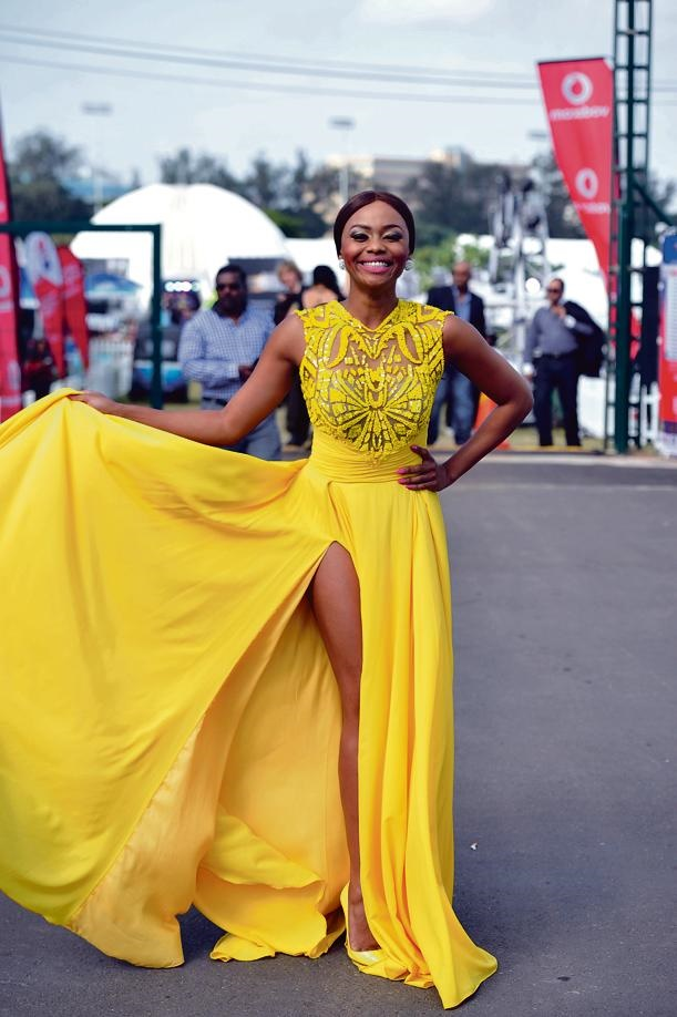 Black Girl Prom Dresses Formal Dress Yellow Chiffon Prom Dresses