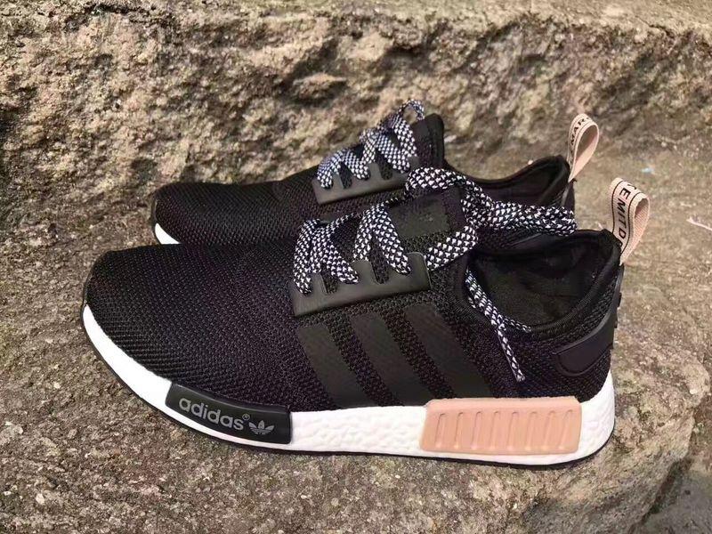 7ef023ff272e3 Fashion NMD Runner black pink running shoes · BELLDRESS · Online ...