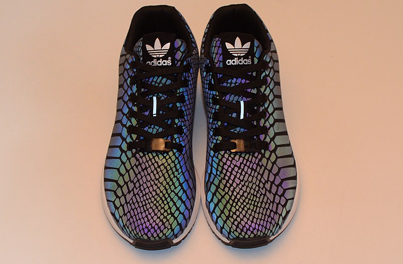 364b944af1841 Fashion Adidas ZX Flux Xeno Reflective Running shoes - Thumbnail 1 ...