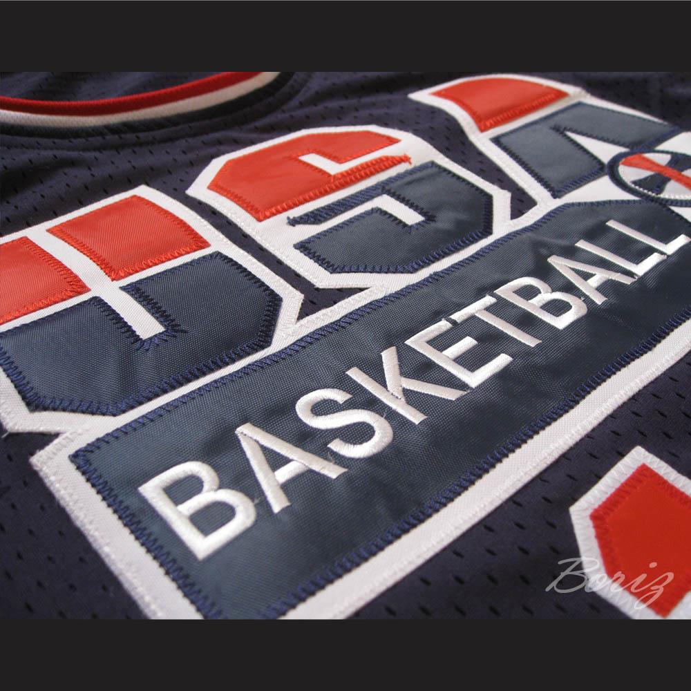 4b33764a7 ... Charles Barkley Dream Team 1992 Retro Jersey USA 14 All Sizes -  Thumbnail 3 ...