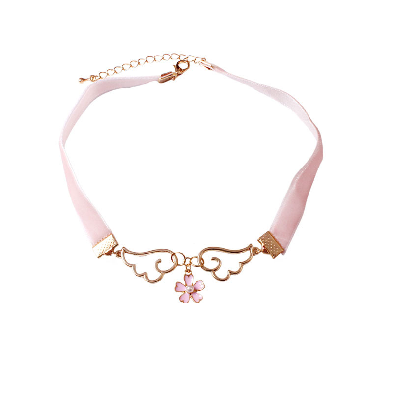 06239837bd33f Cute sailor moon Sakura choker <3