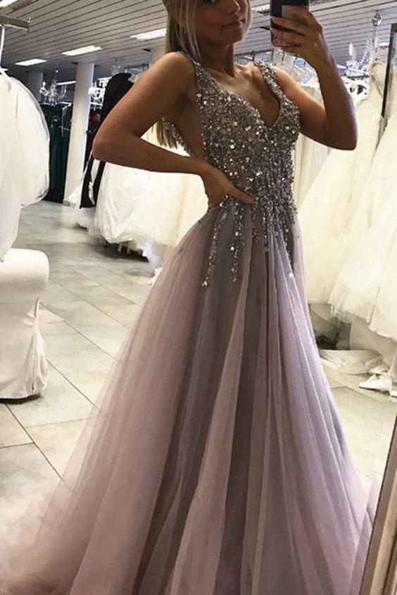 Sexy Elegant Evening Dresses