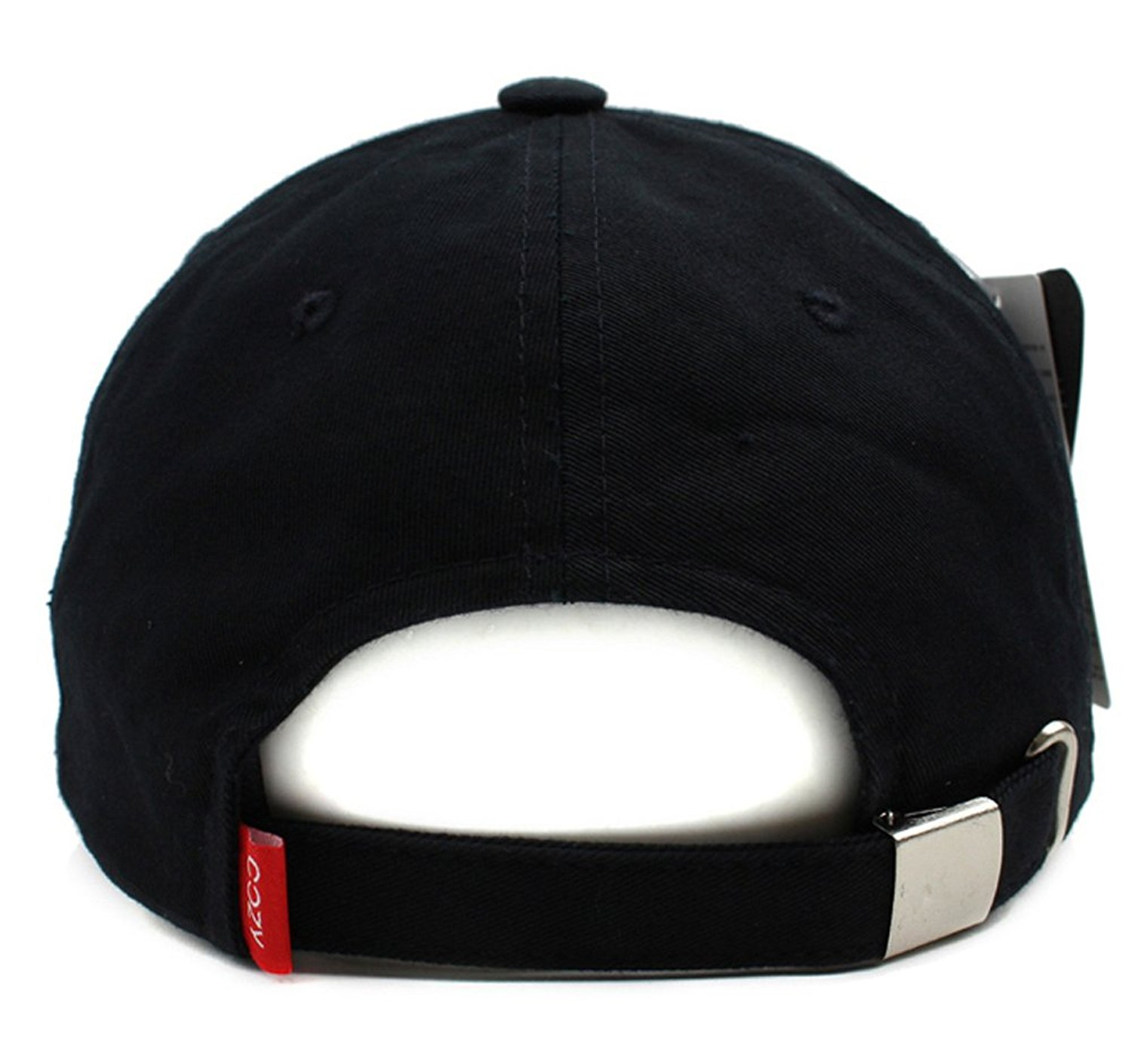 82635cb69 Unisex 4 Rings Pierced Mens Baseball Cap Adjustable Size K-Pop Hip Hop Hat  Trucker from smit