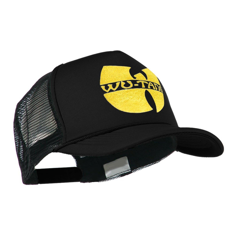 a72375d41 HB Wu Tang Baseball Summer Cap Adjustable Snapback Trucker Hat from smit