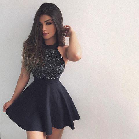 little black dresses,short homecoming dresses,black homecoming ...