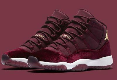 "low priced f2261 47fb3 Nike Air Jordan 11 Retro ""Velvet"" Shoes Nike Air Jordan 11 GS Velvet """