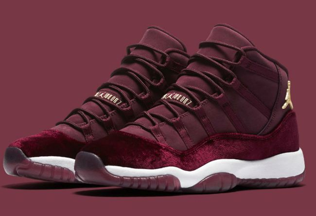 "Nike Air Jordan 11 Retro ""Velvet"" Shoes Nike Air Jordan 11 GS Velvet  ""Heiress"" Shoes Nike Jordan Basketball Shoes On Sale on Storenvy"