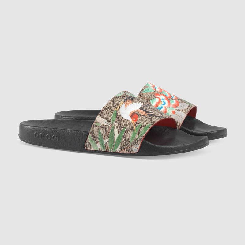 f2eb0b8c7315 Men s Gucci Tian slide sandal · PvlMagazine · Online Store Powered by  Storenvy