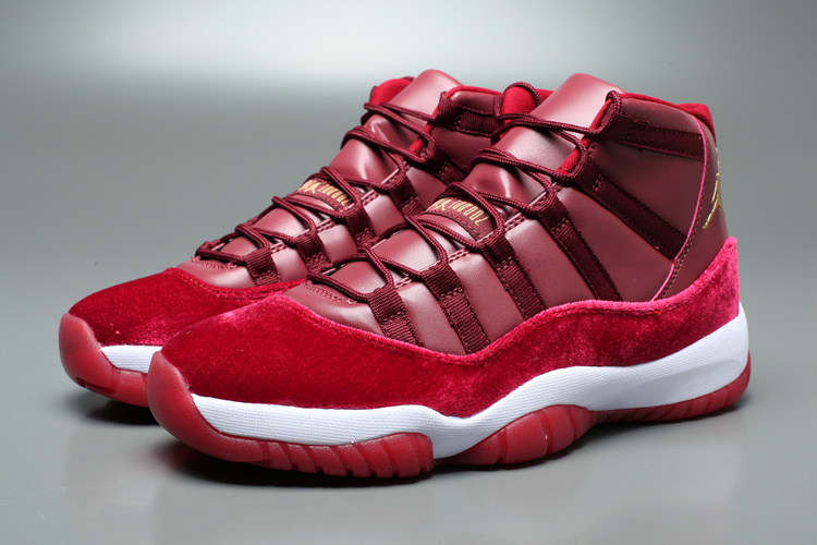 b6eebf8c47d1a3 Nike Air Jordan 11 Velvet Heiress Shoes Nike Air Jordan Retro 11 Shoes Men  Basketball Shoes On Sale on Storenvy