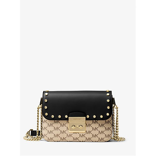 7758874b0d86a Michael 20michael 20kors 20sloan 20select 20mix 20and 20match 20medium  20studded 20leather 20flap2677 small