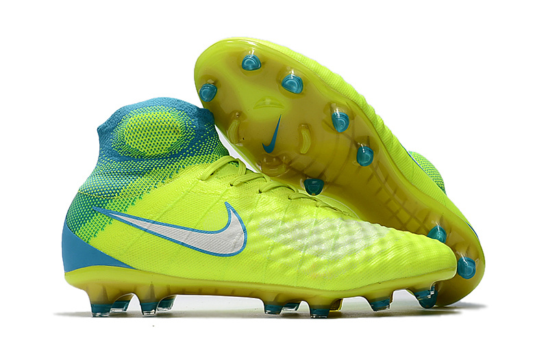 41f6a1dadf0 coupon code cheap nike magista obra ii fg yellow blue grey on storenvy  010db 77526