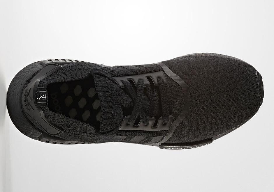 best website 840ec 2fe55 greece adidas nmd runner triple negro reflective decals ...