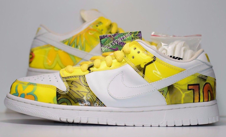 detailed look 43260 ee096 Size 10.5 | 2005 Nike Dunk SB DE LA SOUL LOW 304292-171 from BucksVintage