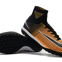 341d35a8bf3b Envy This Collect. Nike Cleats Nike MercurialX Proximo II TF Black Orange  White