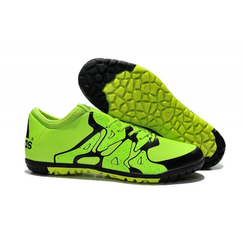 hot sale online f864e a1363 Adidas X 15.3 TF Green Black sold by Cleats23A