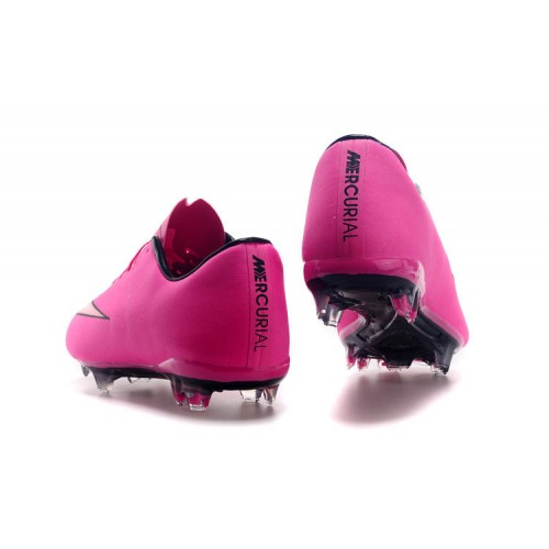 online store 22ae0 2074b Nike Mercurial Vapor X CR7 FG Dark Pink White sold by Cleats23A