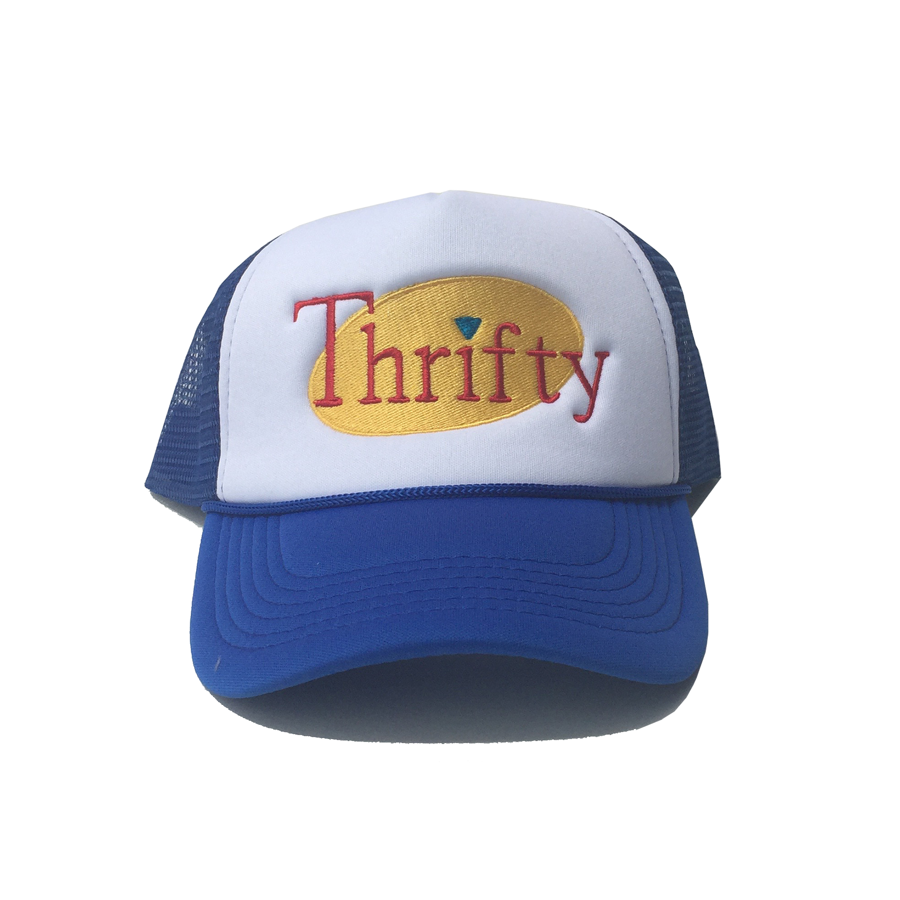 2e74e7a6ee4 Thrifty 20seinfeld 20trucker 20hat 20(front) original