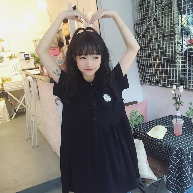 Vestido Gato / Cat Dress WH488