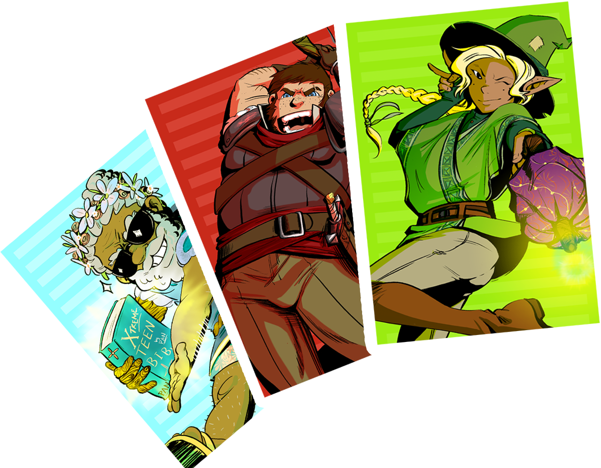 the adventure zone postcards corteae online store powered by