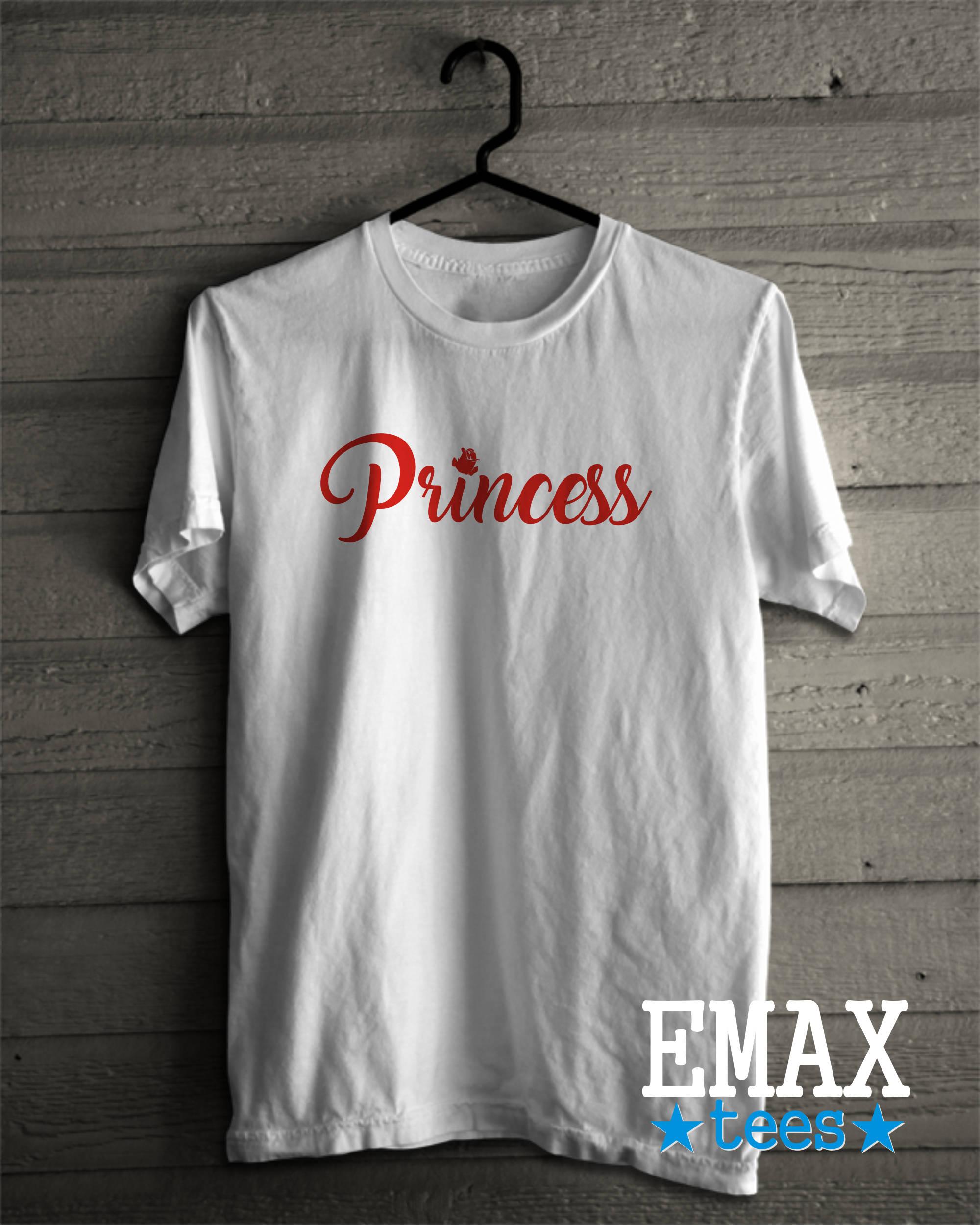 Princess Shirt Ddlg Top Rose T Shirt Princess Gift For Her