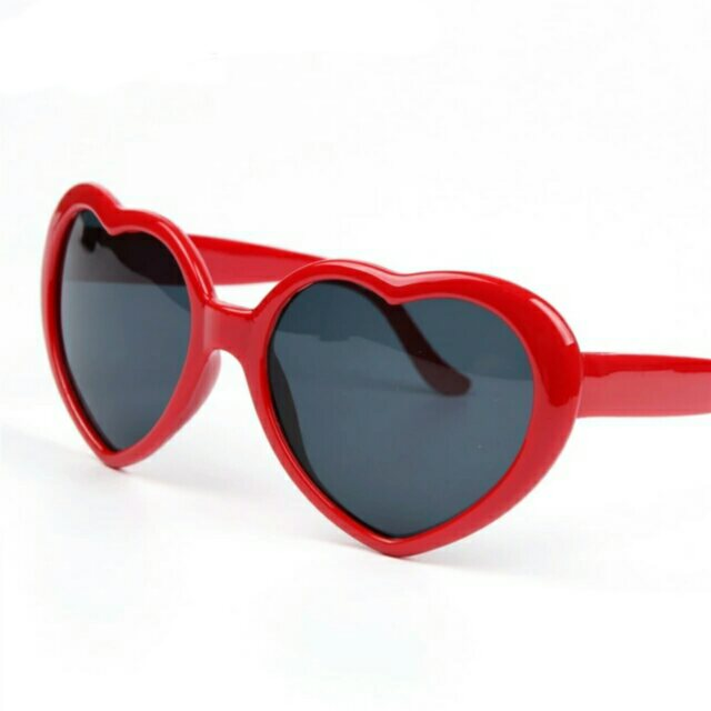 2c360bf31d5 Fashion Heart Shaped Sunglasses Vintage Love Women · Nice Store ...