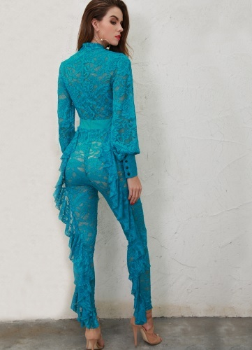 7df93356cac Aqua Blue Jumpsuit · somethingshelikes · Online Store Powered by ...