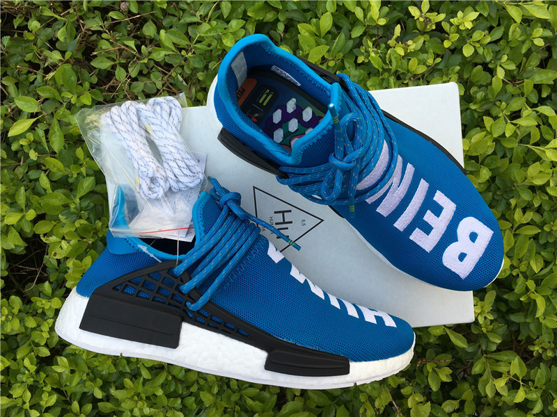 63ee415b7 Fashion adidas NMD Human race blue shoes · superstar · Online Store ...
