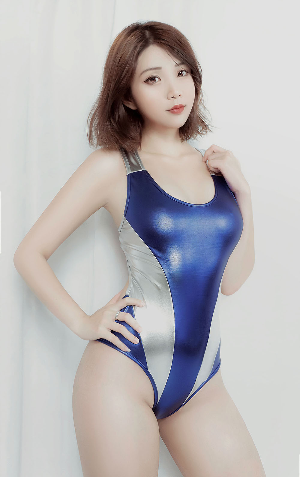 04c01dc51b Blue Swimsuit Print on Storenvy