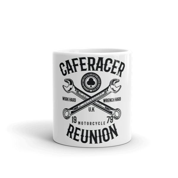 Racer Of The Ace Reunion Mug Hearts By Cafe Sold Vintage Nnm80w