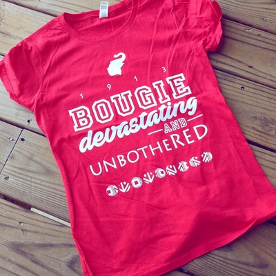 1913  Bougie and Unbothered Tees   Crewneck · THE UNIVERSITY CLOSET ... ad0a1693b4