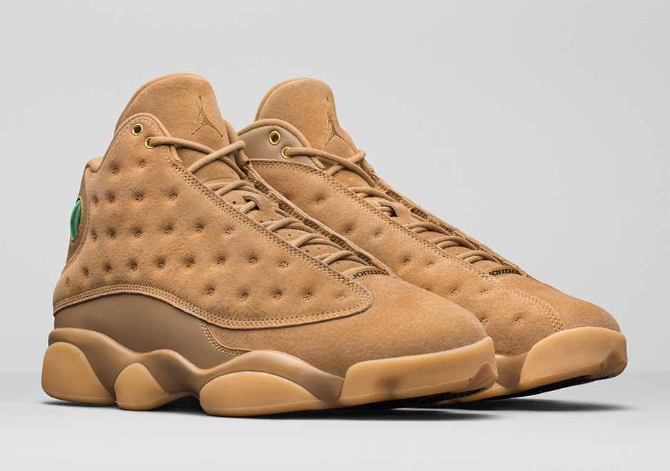 8c8210dcec5 Air Jordan 13 Retro Golden Harvest Color: Elemental Gold/Baroque Brown-Gum  Yellow