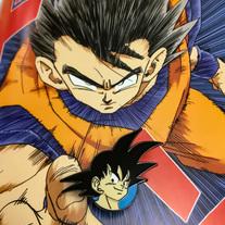 7e1582ca Son Goku (sunglasses) Enamel Pin on Storenvy