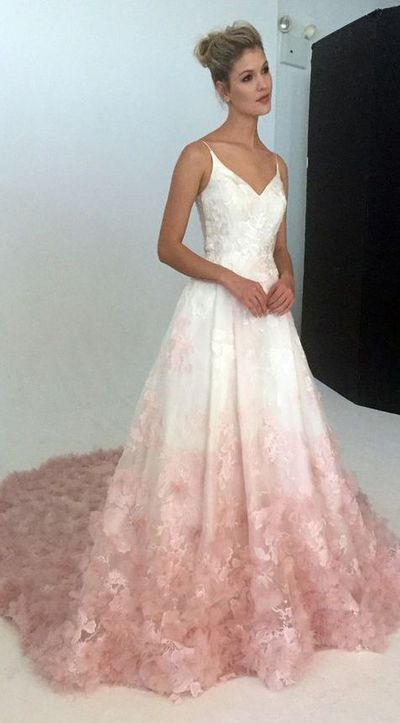 A Line Prom Dresses,White Evening Gowns,Sexy