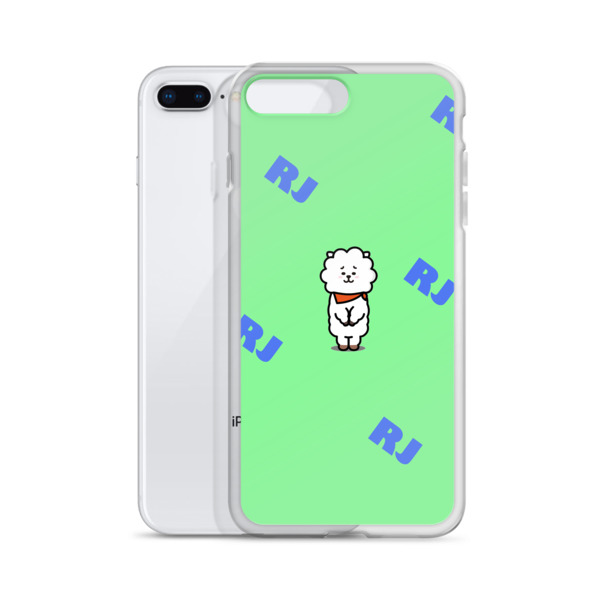 low priced 8e68f cd710 ★ BTS Jin BT21 RJ iPhone Phone Case from k-pop euphonii
