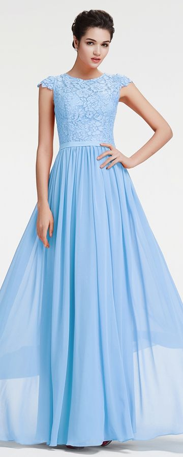 Purple Sexy Bridesmaid O Neck Chiffong Prom Dress Charming Satin