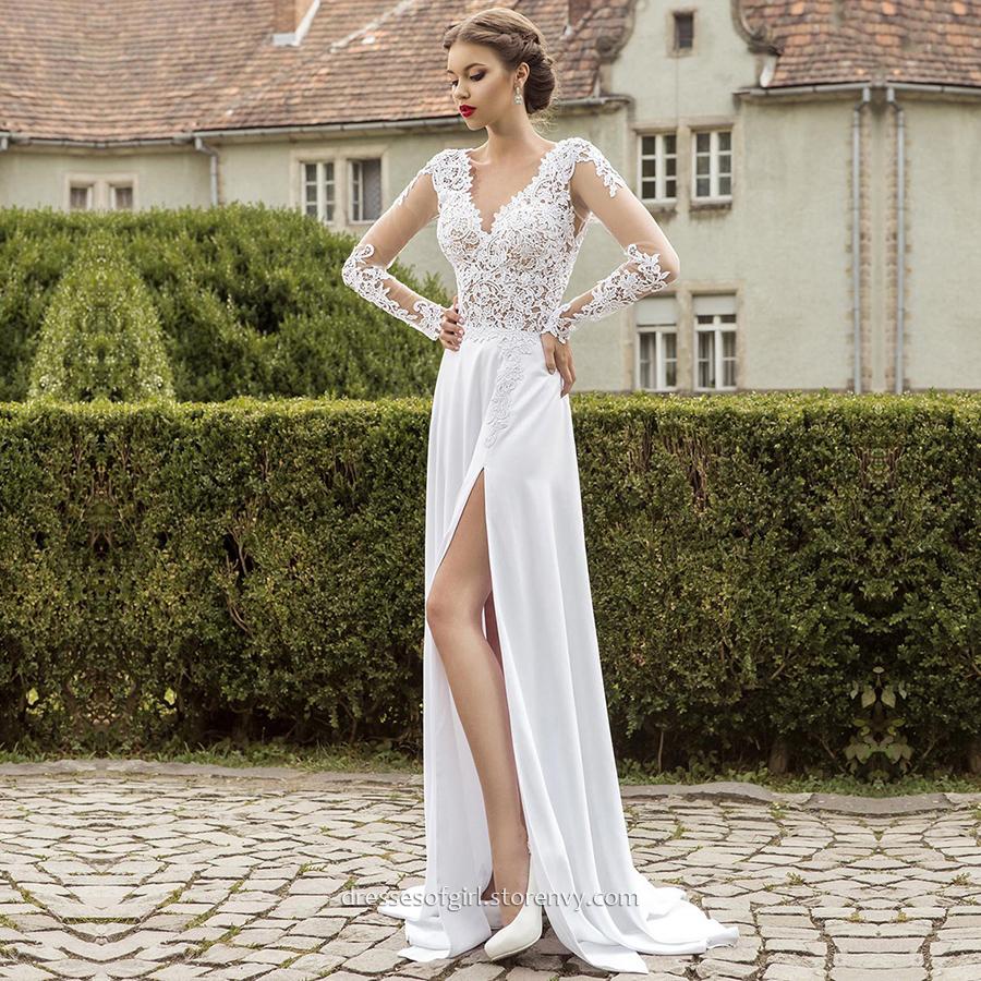 21d0c80d3146 Long Sleeve Prom Dresses