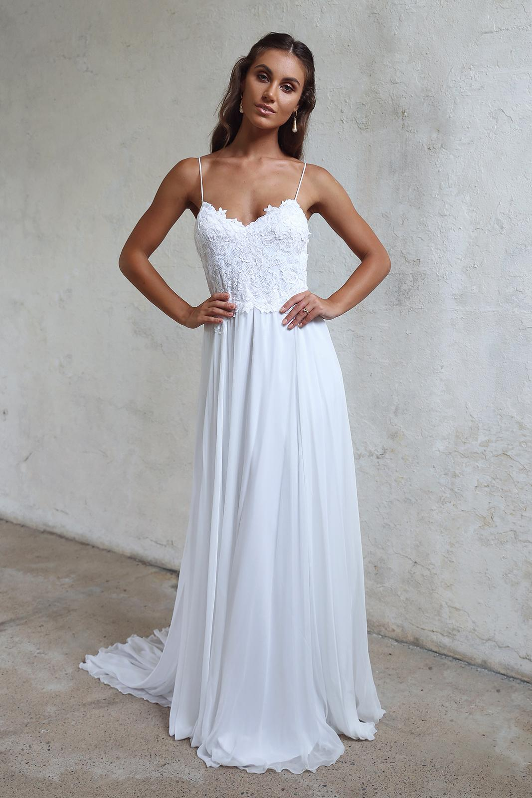 2018 Sexy Beach Wedding Dress Summer Beach Wedding Dresses