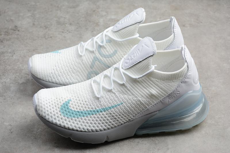 f3c1505f761e89 Fashion Nike Air MAX 270 White blue AO1023-100 on Storenvy