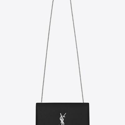 41977bdd314 Saint laurent kate monogram medium chain shoulder bag - Thumbnail 1
