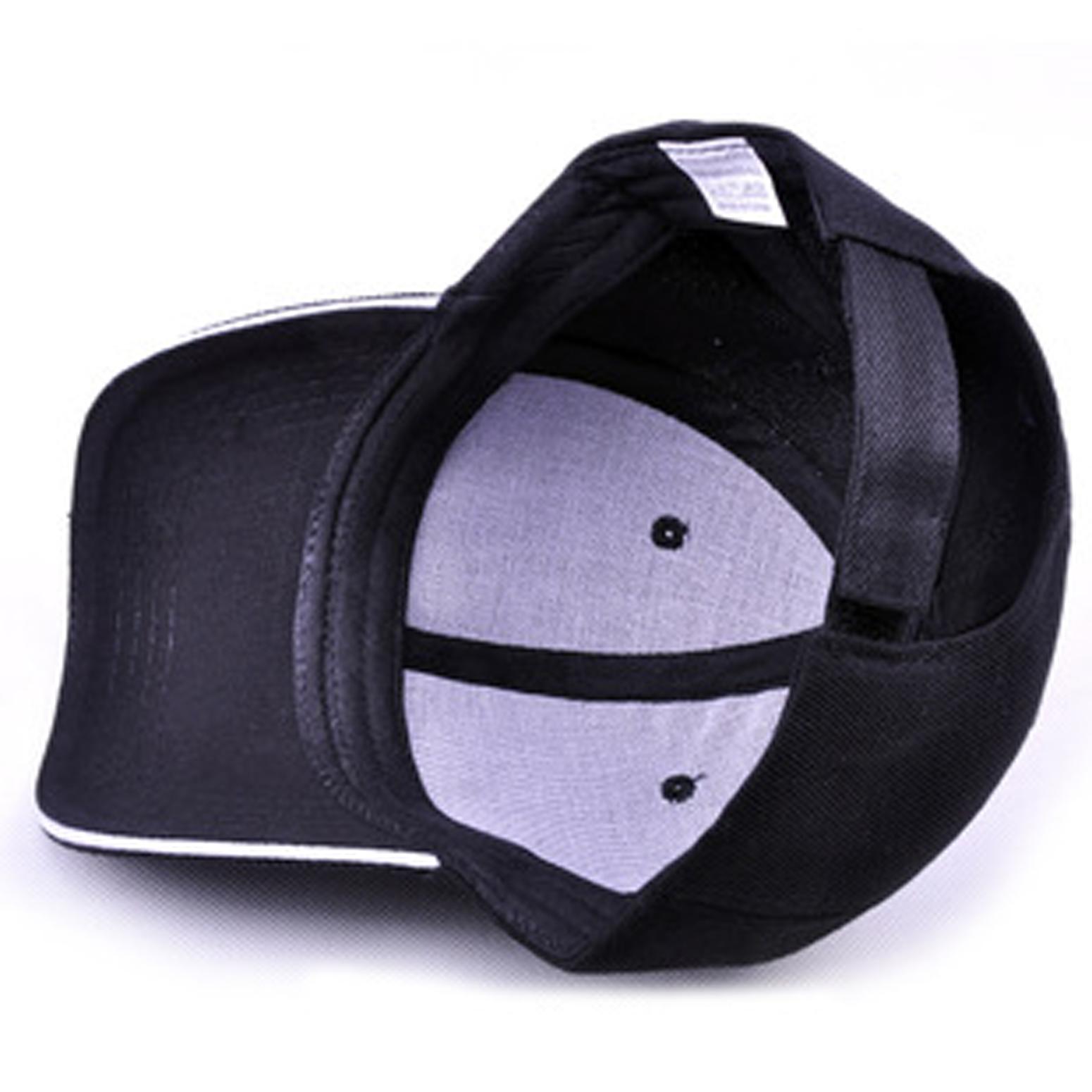 a8ddf89d34d2f Resident Evil Umbrella Corporation Flocking Adjustable Baseball Cap ...