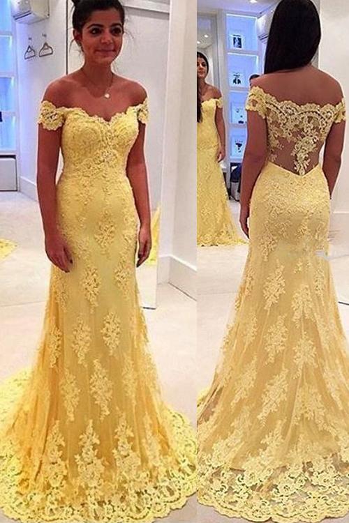 Gorgeous 2018 Long Mermaid Wedding Dress Off Shoulder V Neck ... 1189b27fc