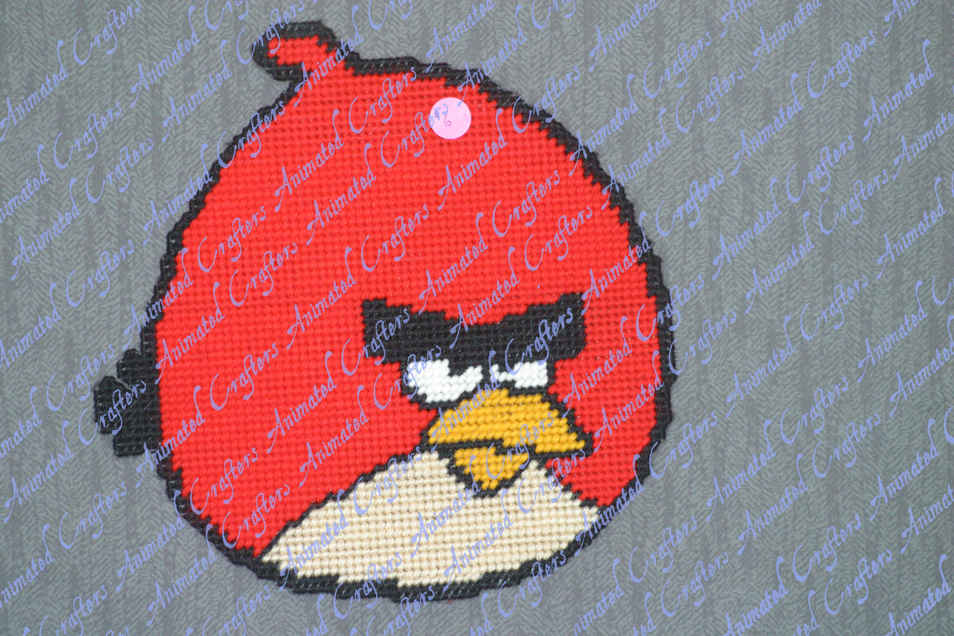 Big Red Store >> Angry Bird Big Red Bird From Animated Crafters