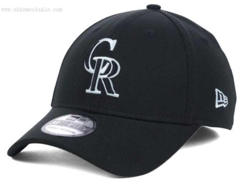 promo code 6abce 7d6f6 ... promo code for 2015 new colorado rockies mlb black white classic 39thirty  cap b on storenvy