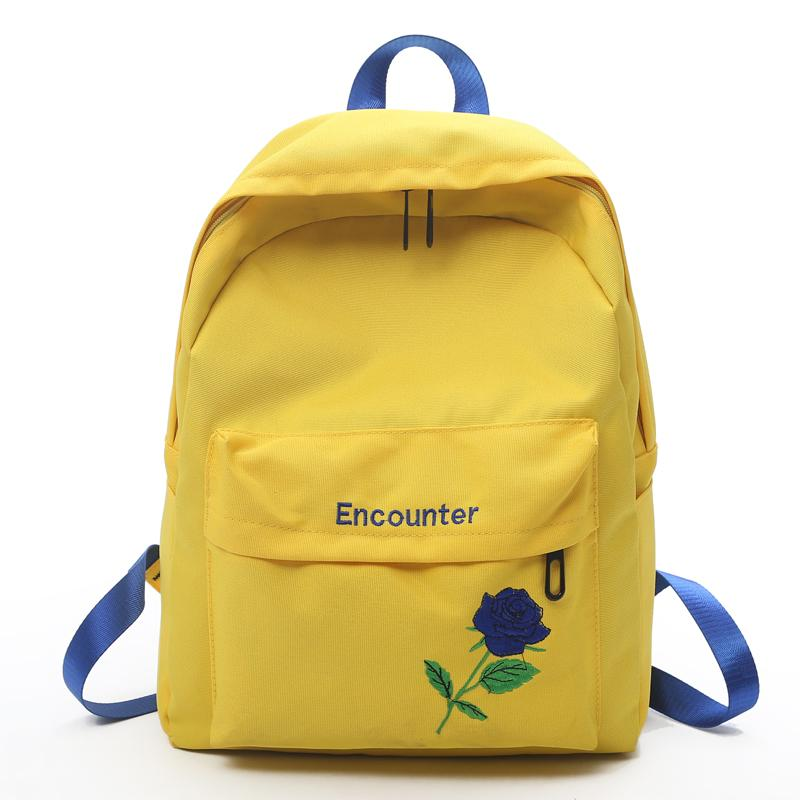 866bb4fea YELLOW ENCOUNTER BACKPACK on Storenvy