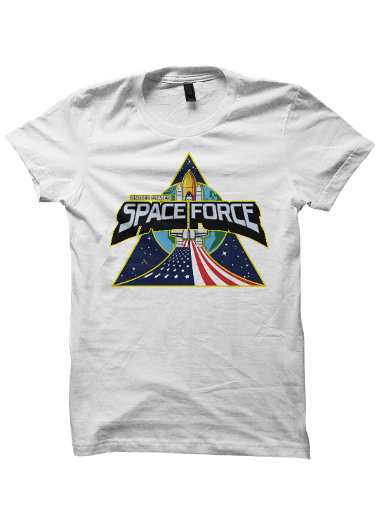 8c28858d7 Space Force T-shirts President Trump Shirts Separate But Equal ...