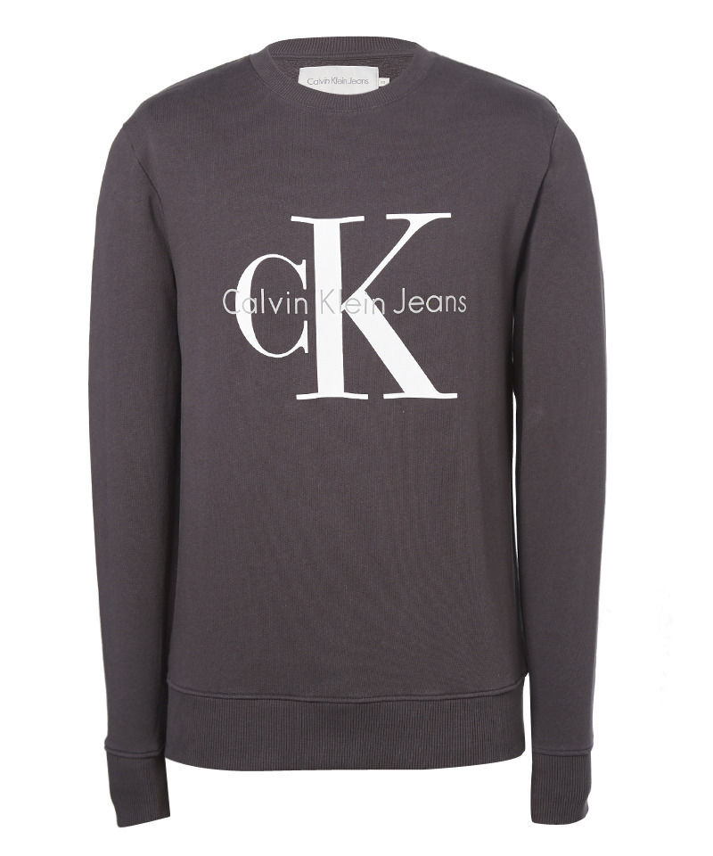 56345f71a36c Calvin Klein Men Jumper Pullover Sweater Logo on Storenvy