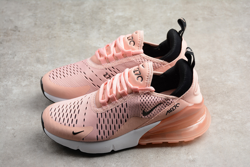 325f129f63a7 Nike Air Max 270 Coral Stardust Womens Running Shoes AH6789-600 on ...