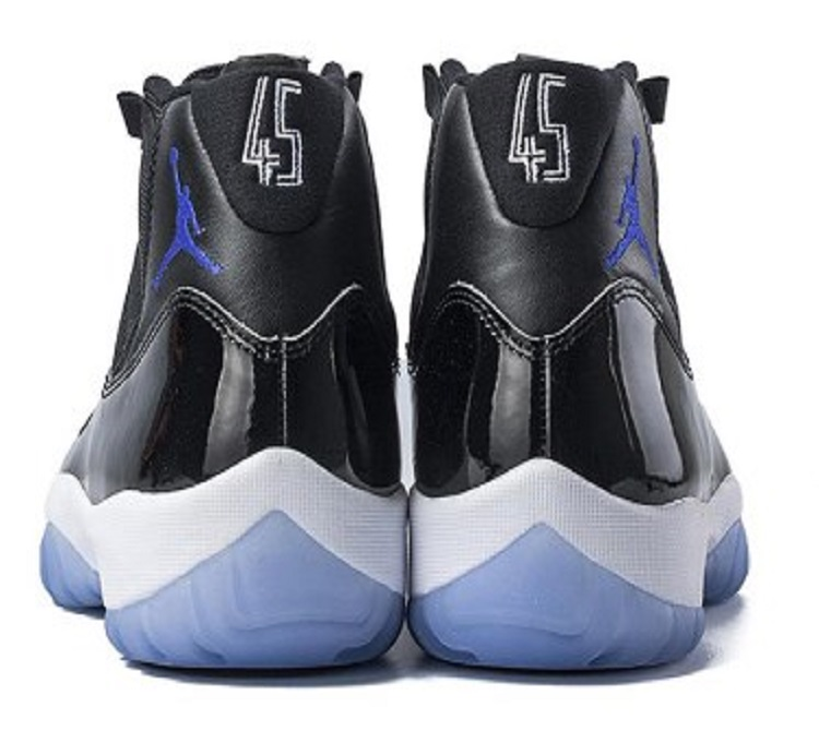 low priced 4b8ff 159ae ... Nike Air Jordan 11 XI Retro Space Jam Concord 378037-003 - Thumbnail ...