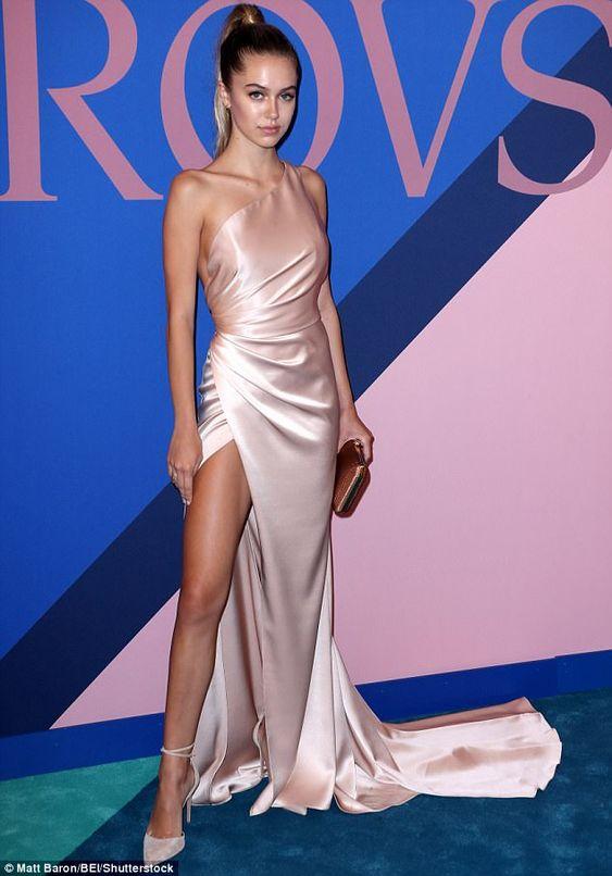 Inspired By Delilah Belle Hamlin Celebrity Dresses Sheath One